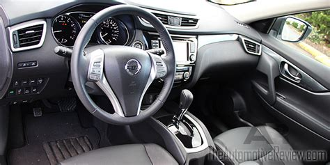 nissan rogue interior 2016 2016 nissan rogue review the automotive review