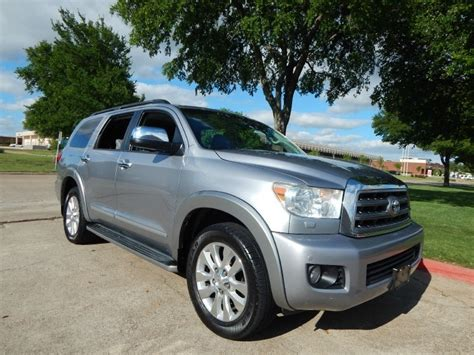 2008 toyota sequoia platinum for sale toyota sequoia cars for sale