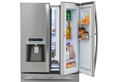 Name A Kitchen Appliance That Might Be Built In - new kenmore refrigerator packed with innovative features bob s blogs