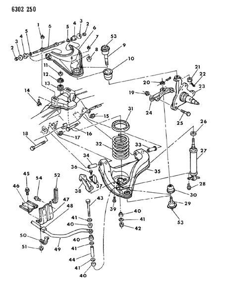 dodge dakota front end parts dodge dakota front suspension parts pictures to pin on