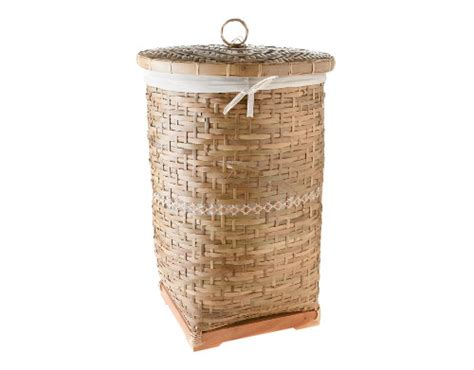 bamboo laundry hers these 7 laundry baskets will put the back into doing