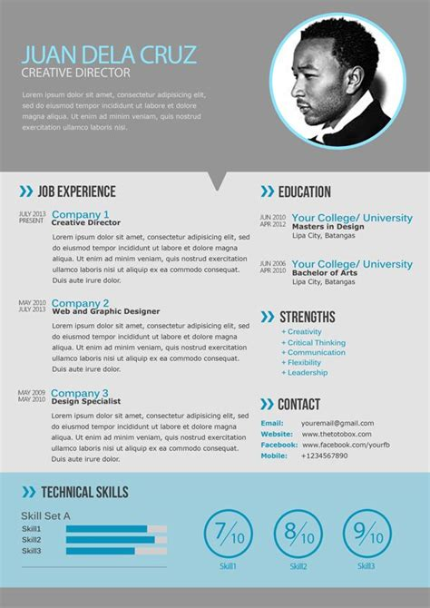 44 best images about Curriculum Vitae Ideas on Pinterest