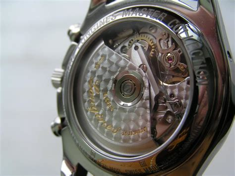 Longines Master Moonphase Chronograph sold longines master collection date moonphase chronograph automatic