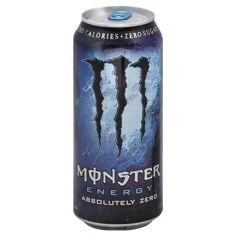 Monster Energy Drink Gift Cards - monster cable energy drink absolutely zero 16 fl oz