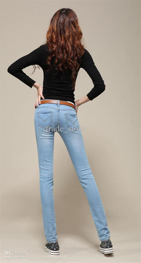 hot ladies fashion 2019 hot fashion sexy lady jean women s jean skinny jean