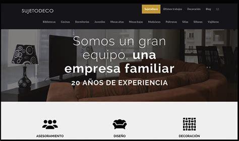 paginas web de decoracion paginas web de decoracion de interiores captura de pgina