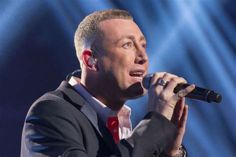 liverpools x factor star christopher maloney shows off new tattoo x factor s christopher maloney hit by sick bug but will