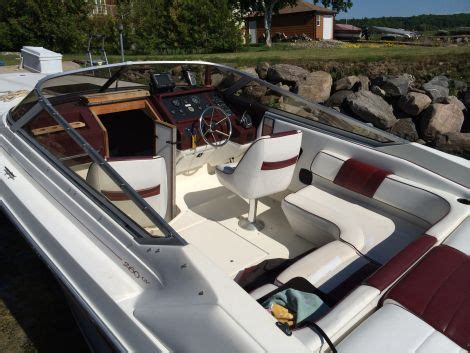 speed boats for sale ont 1989 sea ray 260 ov power boat for sale in ontario canada
