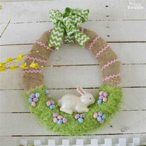 spring wreaths to make 50 spring and easter wreaths with fresh designs
