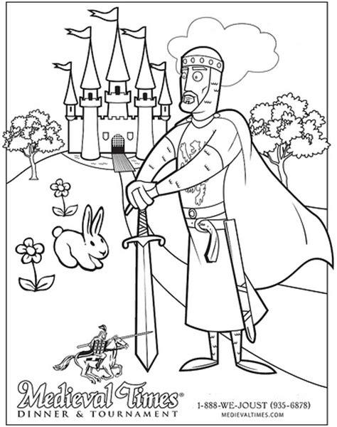 medieval times coloring page explore medievaltimes