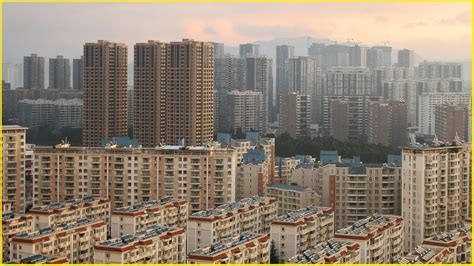 abandoned cities in china ghost city inside the chinese housing bubble youtube