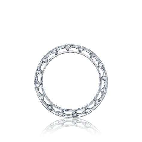 Wedding Rings Tacori by Tacori Wedding Bands Crescent 0 97ctw