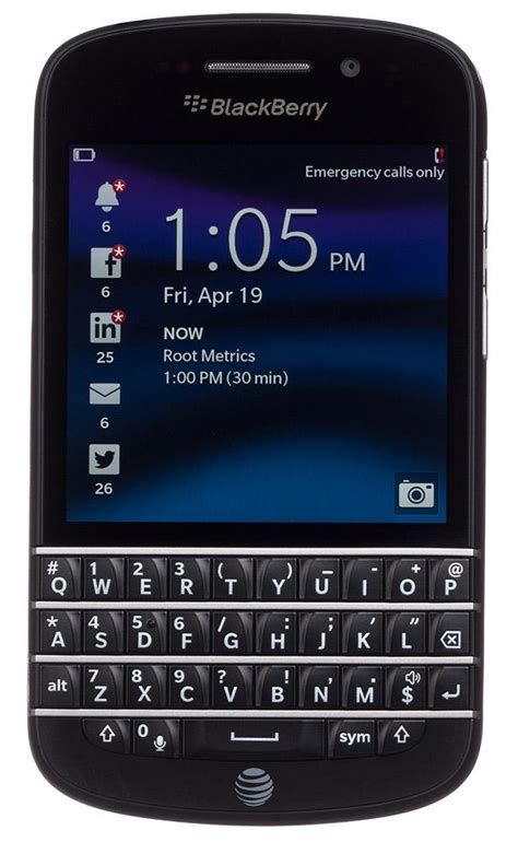 Blackberry Q10 Blackberry10 Touchqwerty Smartphone With All The Bonus blackberry q10 at t review rating pcmag