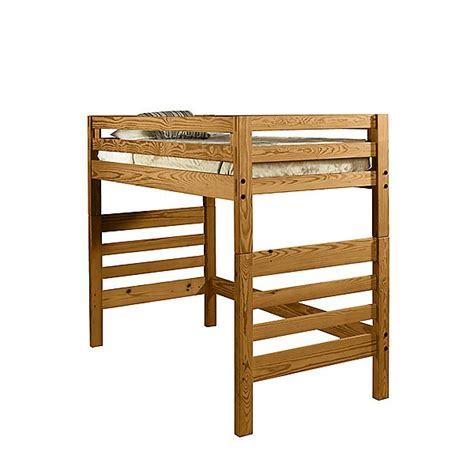this end up bunk bed the official this end up classic ladder end loft bed