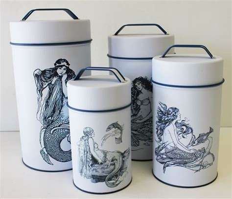 beach themed kitchen canisters canisters awesome nautical kitchen canisters kitchen