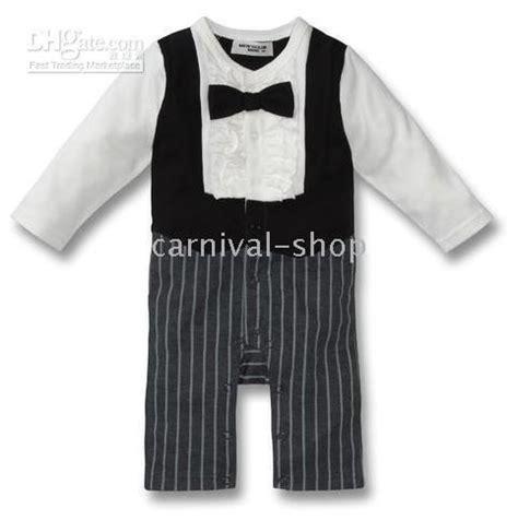 Baby Jumper Tuxedo 2017 nissen baby rompers bodysuits onesies customes tuxedo