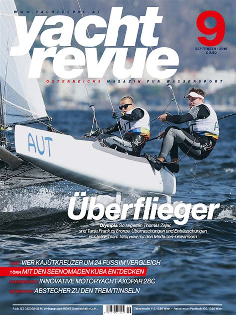 yacht yacht revue yachtrevue september 2016 187 giant archive of
