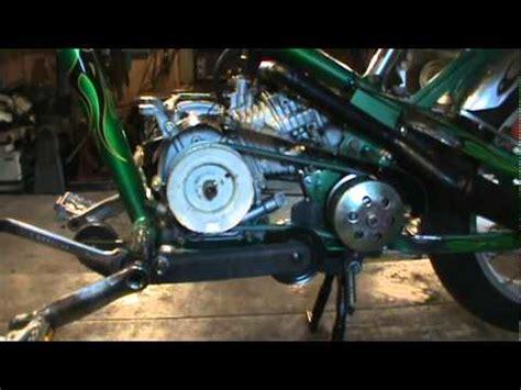 doodlebug chain guard bike chopper