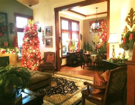 christmas tree living room 17 best images about the tuscan home by liz on pinterest