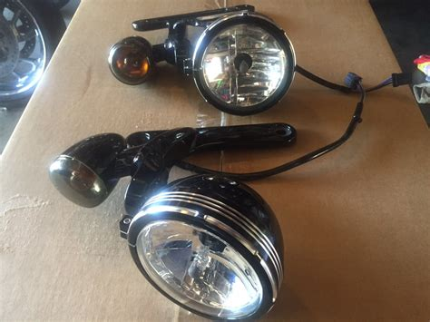 harley davidson auxiliary lighting kit harley davidson 2012 cvo custom auxiliary lighting kit and
