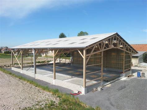 hangar bois occasion hangar metallique en kit pas cher maison design edfos