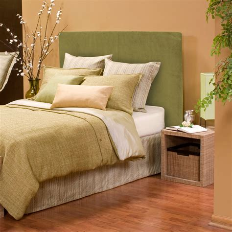 headboard slipcover bella moss green full queen headboard slipcover howard