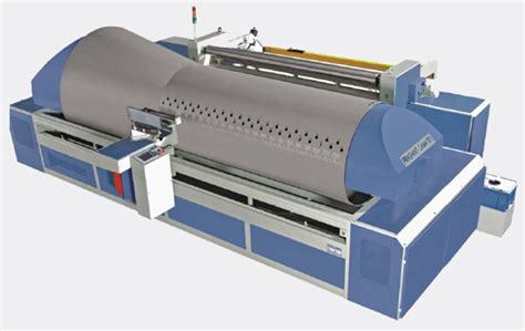 Sectional Warping Machine Calculation by Sectional Warping Machine Decentralized Sector