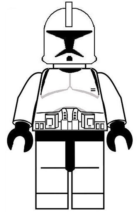 lego star wars stormtrooper coloring page free lego arc trooper coloring pages