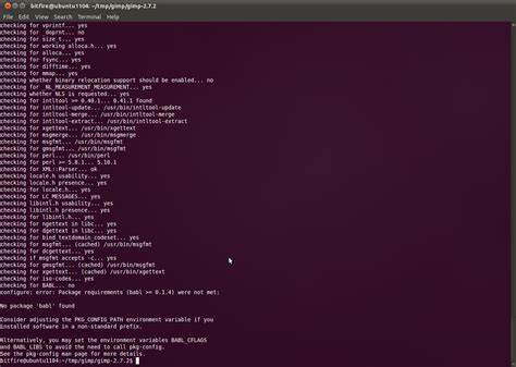 git tutorial ubuntu 12 04 tutorial compiling gimp 2 8 rc1 for ubuntu 12 04 阿斯蒂芬的说法
