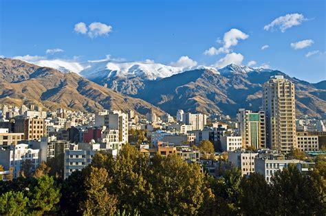 Tehran (Teheran), Iran - Tourist Destinations