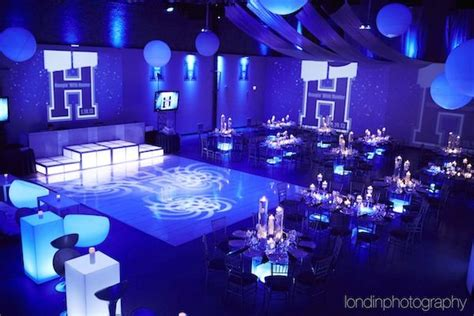 best themed events name initital bar mitzvah logo decorations venue life