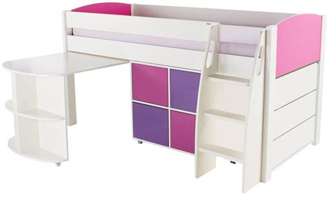 2ft 6 Mid Sleeper by Lowest Prices On Quality Furniture