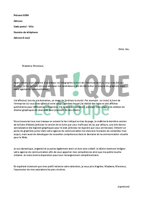 Lettre De Motivation Banque Marketing Modele Lettre De Motivation Webmaster Document