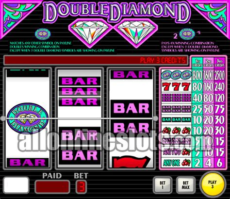 igt  slots double diamond review