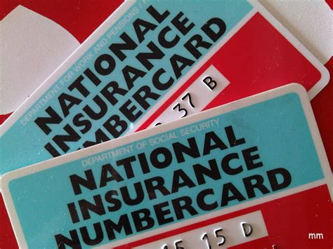 National Insurance Contribution Letter X come ottenere il national insurance number trucchilondra