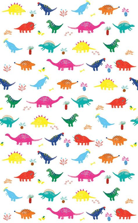 cute kid pattern dinosaur pattern lorna scobie illustration pattern