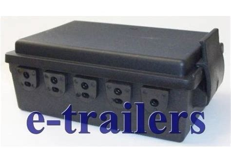 ifor williams britax style 12 24v trailer wiring 10 way