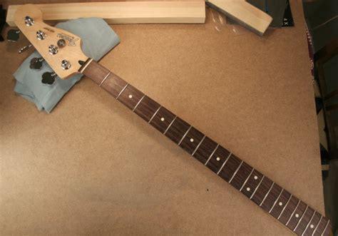 diy guitar cleaner refretting a fender jazz bass guitar diy munix dk