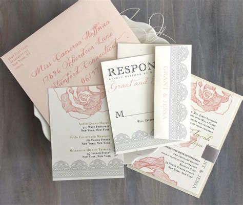Unique Modern Wedding Invitations by Unique Wedding Invitation Ideas Modwedding