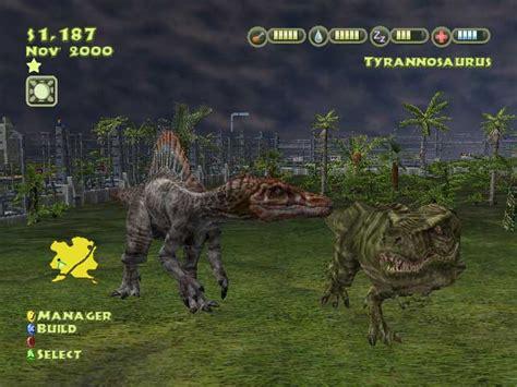 jurassic park operation genesis pc game mods media zoo tycoon 2 operation genesis