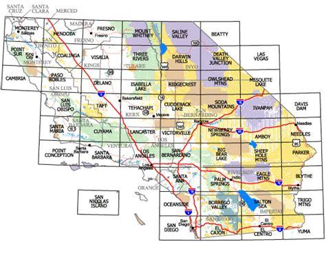 blm maps blm lands in map california toursmaps