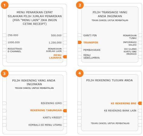 format bni sms banking transfer metode pembayaran bank transfer elevenia