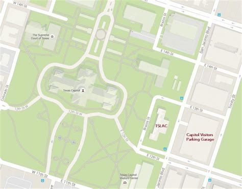 texas capitol complex map family history resources tslac