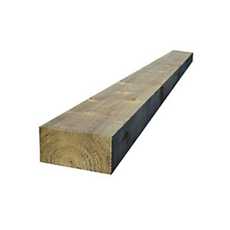 Travis Perkins Sleepers by Sleepers Wooden Garden Sleepers Timber Railway Sleepers
