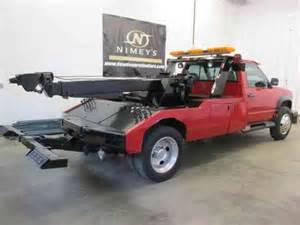 Tow Truck Wheel Lift Chevrolet C K 3500 Hd Wrecker Tow Truck Wheel Lift 1998