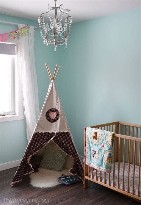 bedroom teepee a diy teepee reading tent a woodland themed toddler room