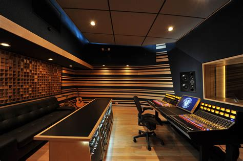 Recording Studio Design, Gear, Set Up