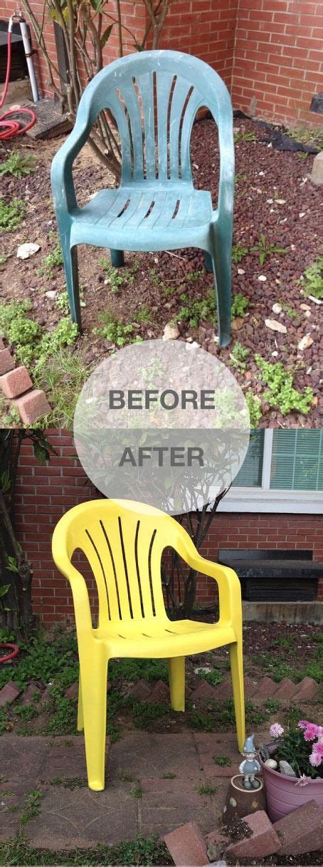 From Dumpster To Delightful In 6 Easy Steps Spray Paint Paint For Outdoor Plastic Furniture