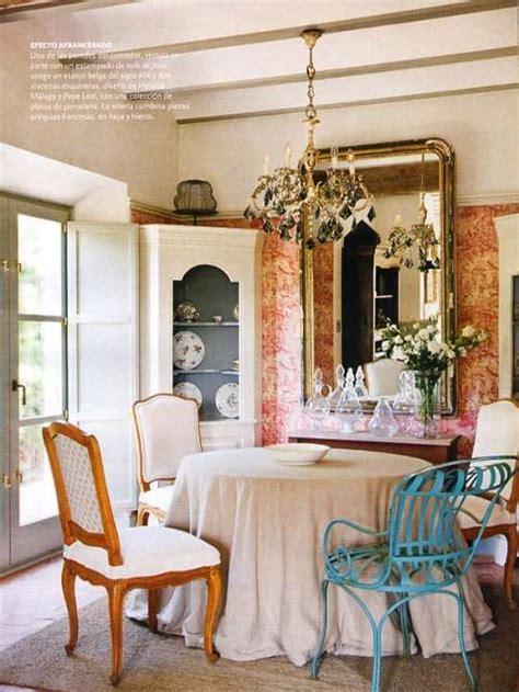 decoracion estilo vintage  comedores decoracionin