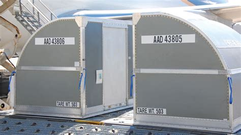air cargo containers teijin aramid
